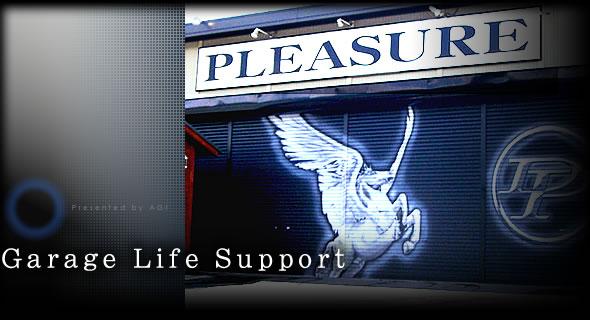Garage Life Support